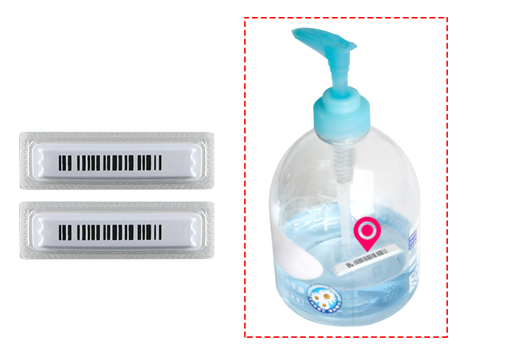 EG-S5 Water Label
