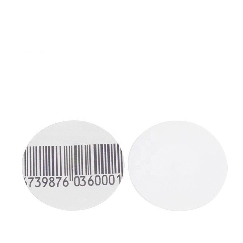 EG-RL30 EAS Anti-theft RF 8.2MHz R30mm Soft Round Label Sticker