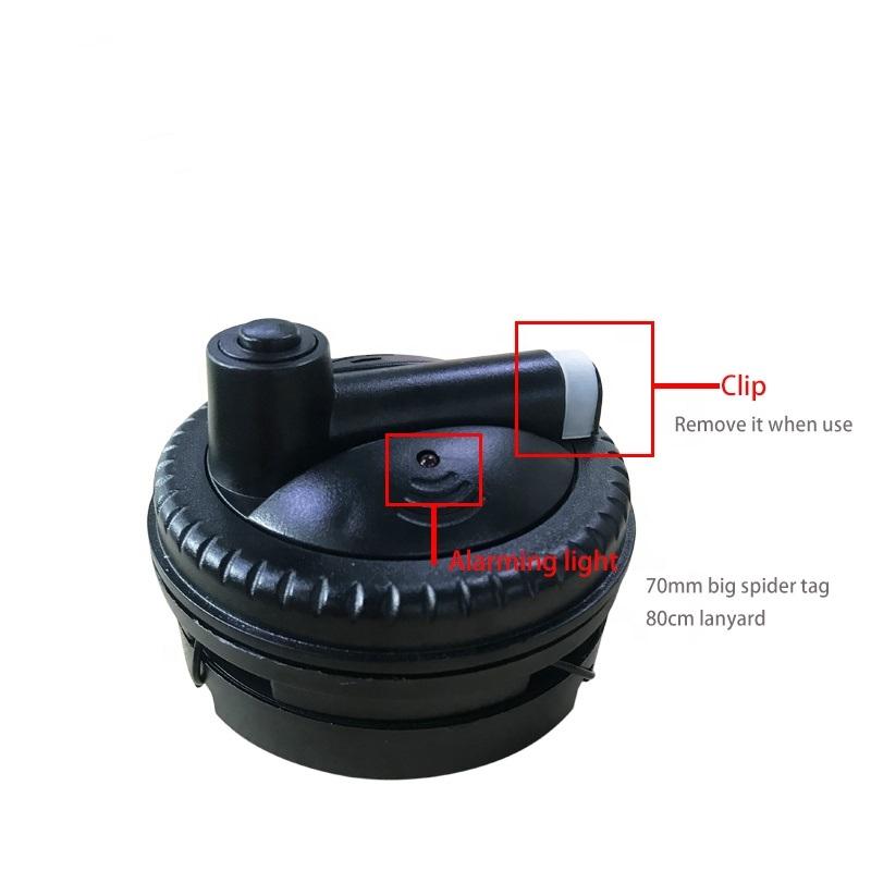 EG-AR05 Big Box Guard anti theft spider self alarm tags
