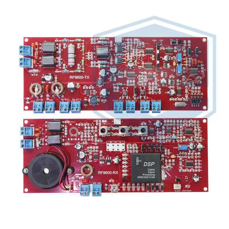 RF9600 dual board