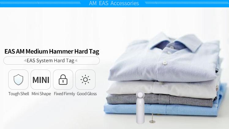 Eg-Ah02 Anti-theft 58khz Clothing Alarm Security Tags Mid Pencil Tag