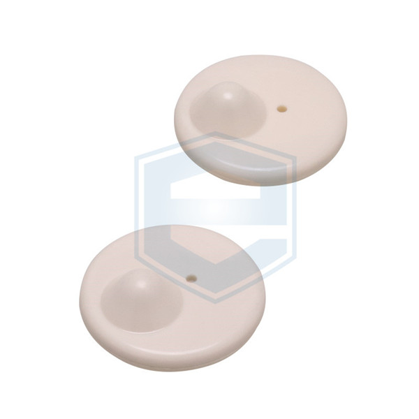 EG-RH04 8.2MHz Anti Theft Clothing Alarm Tags Round R50mm EAS Hard Tag