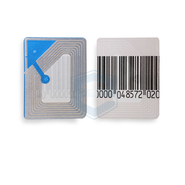 EG-RL3040 RF Pvc Soft Labels Sticker