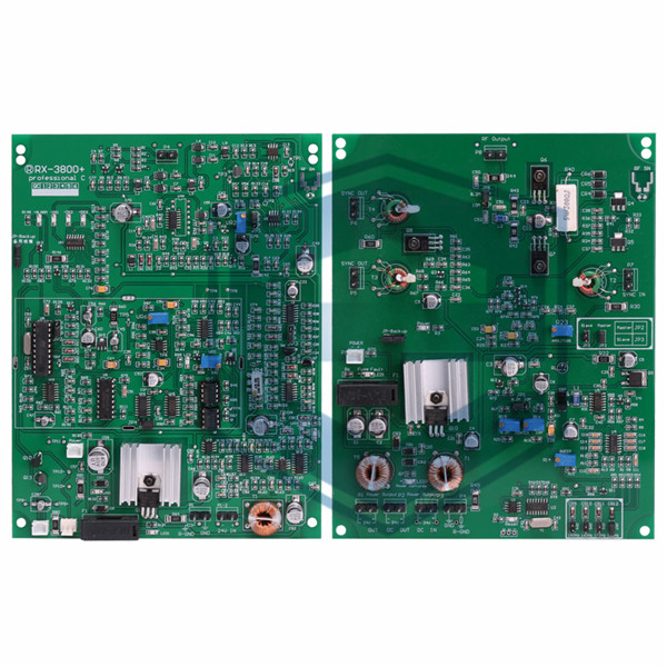 RF Security Antenna 3800 Dual EAS Security 8.2mhz PCB Board