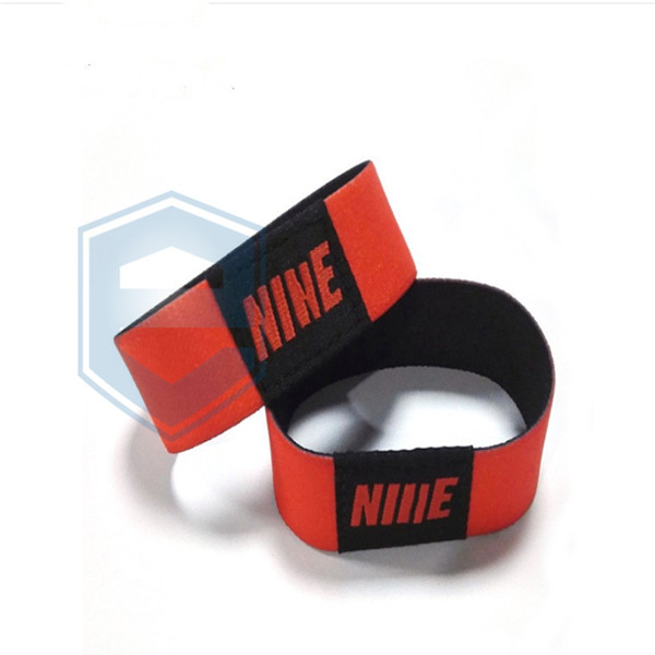 High Frequency rfid Elastic Rope Wristband