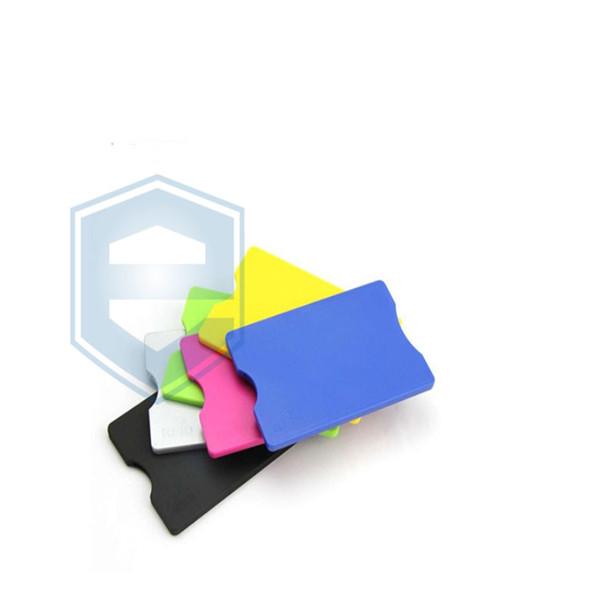 RFID bank card ID card anti-scanning card sleeve